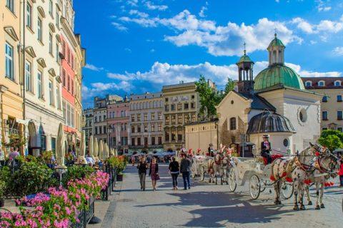 Mieszkanie dla rodziny w Krakowie
